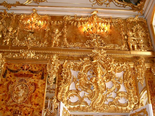 The Catherine Palace interiors – photo 148