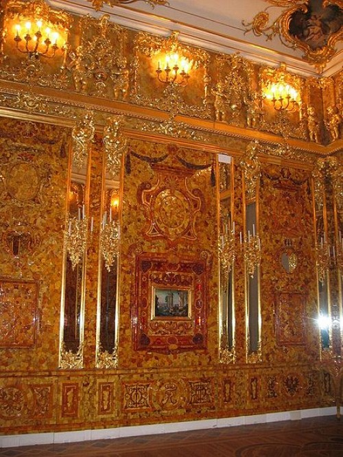 The Catherine Palace interiors – photo 145