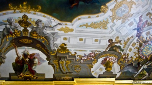 The Catherine Palace interiors – photo 301