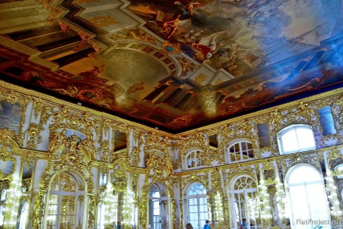 The Catherine Palace interiors – photo 325