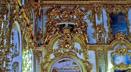The Catherine Palace interiors – photo 318