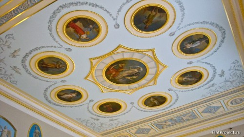 The Catherine Palace interiors – photo 233