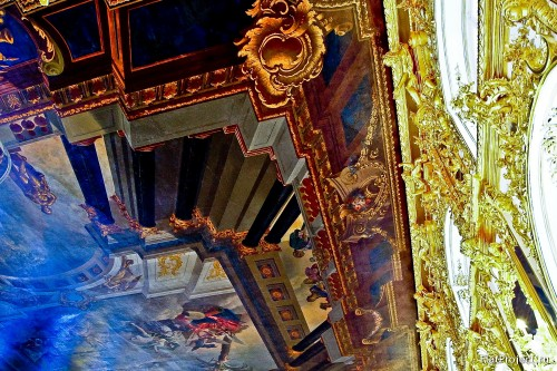 The Catherine Palace interiors – photo 320