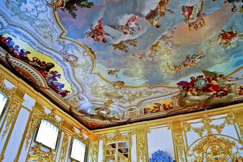 The Catherine Palace interiors – photo 267