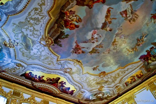 The Catherine Palace interiors – photo 296