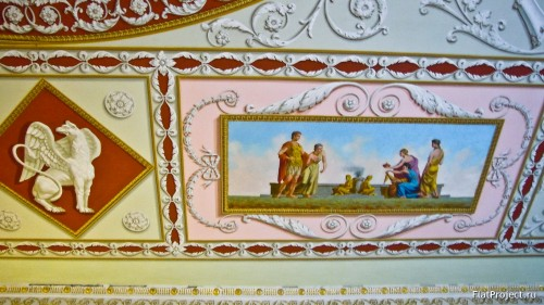 The Catherine Palace interiors – photo 63