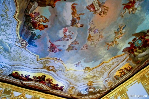 The Catherine Palace interiors – photo 272
