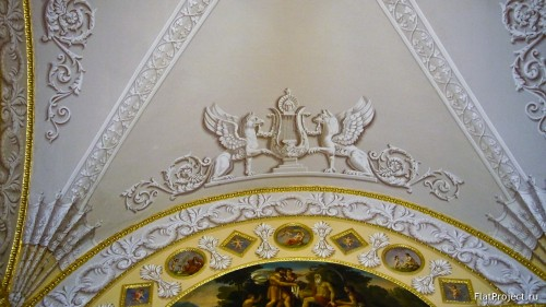 The Catherine Palace interiors – photo 31