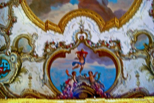 The Catherine Palace interiors – photo 256