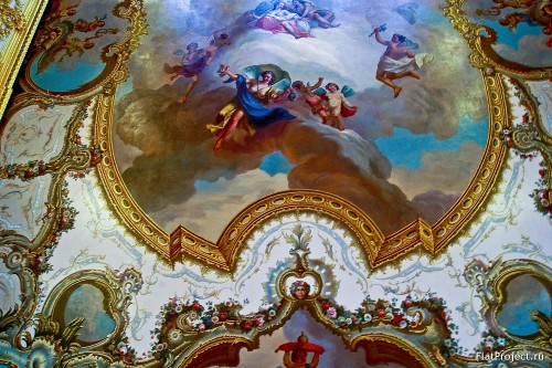 The Catherine Palace interiors – photo 298