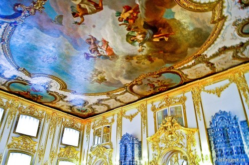 The Catherine Palace interiors – photo 268