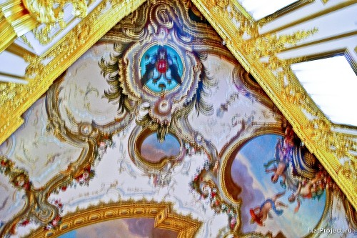 The Catherine Palace interiors – photo 291