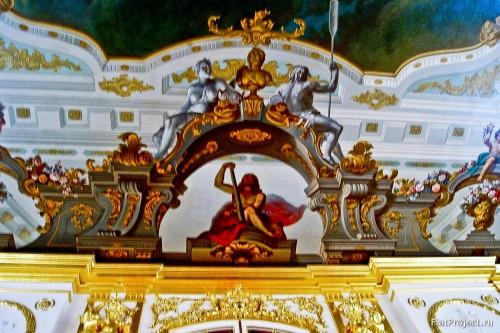 The Catherine Palace interiors – photo 302