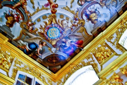 The Catherine Palace interiors – photo 278