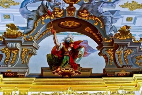 The Catherine Palace interiors – photo 260
