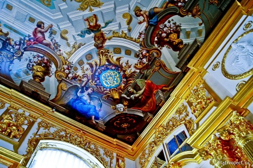 The Catherine Palace interiors – photo 293