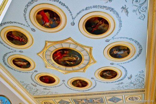 The Catherine Palace interiors – photo 230