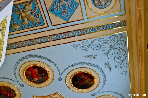 The Catherine Palace interiors – photo 232