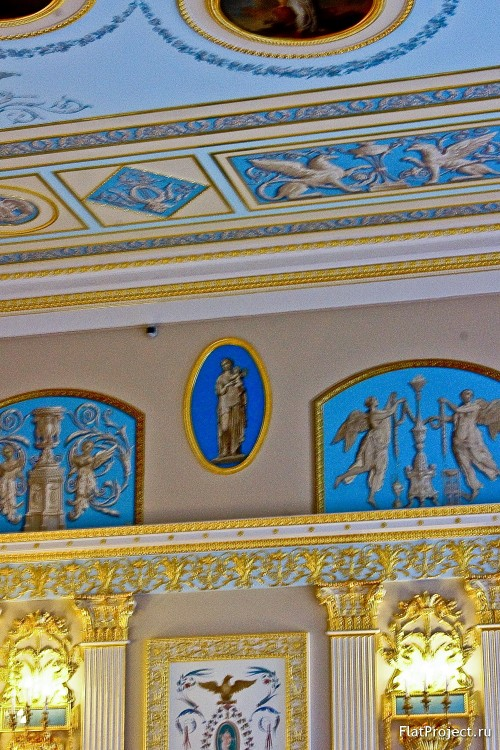 The Catherine Palace interiors – photo 213