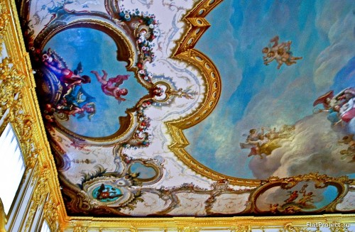 The Catherine Palace interiors – photo 286