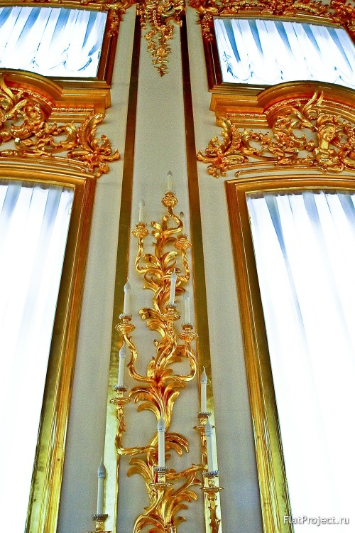 The Catherine Palace interiors – photo 289