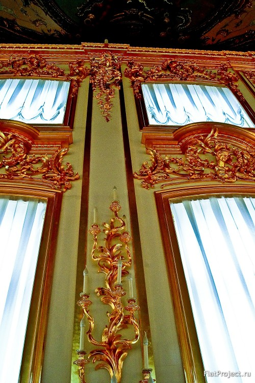 The Catherine Palace interiors – photo 281