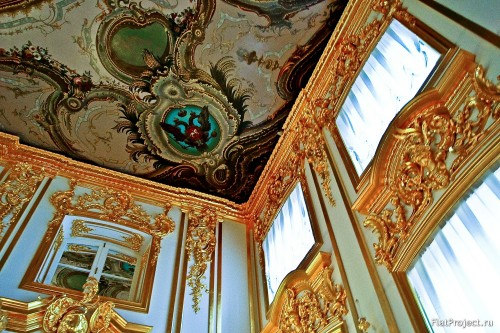 The Catherine Palace interiors – photo 253