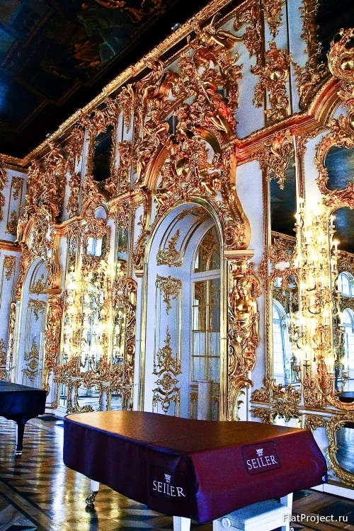 The Catherine Palace interiors – photo 314