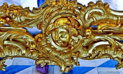 The Catherine Palace interiors – photo 323