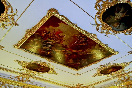 The Catherine Palace interiors – photo 201