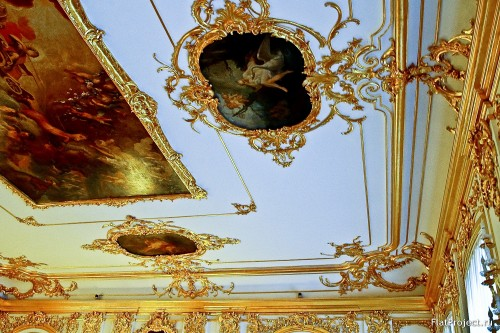 The Catherine Palace interiors – photo 211