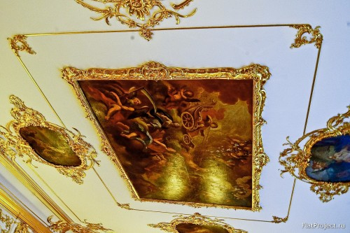 The Catherine Palace interiors – photo 199
