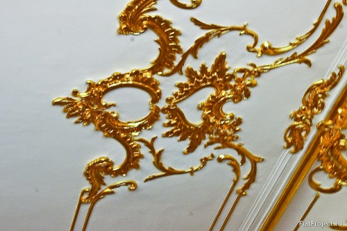 The Catherine Palace interiors – photo 190