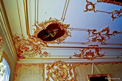 The Catherine Palace interiors – photo 189