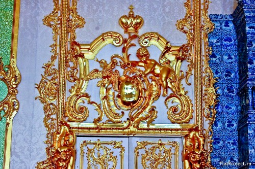 The Catherine Palace interiors – photo 161