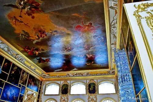 The Catherine Palace interiors – photo 130