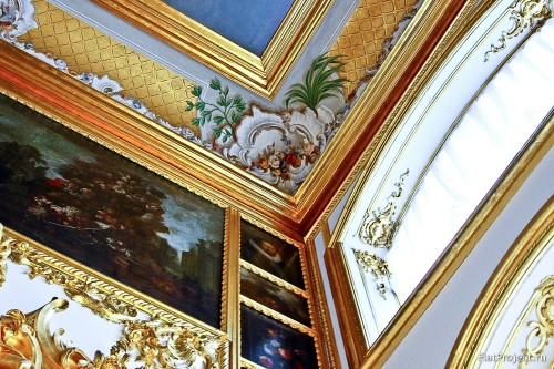 The Catherine Palace interiors – photo 136