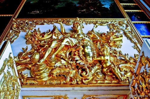 The Catherine Palace interiors – photo 134