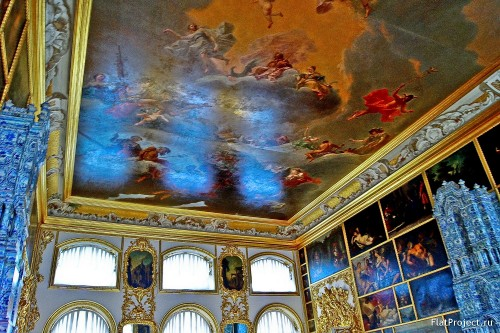 The Catherine Palace interiors – photo 138