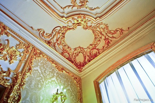 The Catherine Palace interiors – photo 122