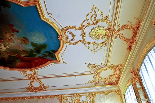 The Catherine Palace interiors – photo 126