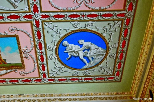 The Catherine Palace interiors – photo 68