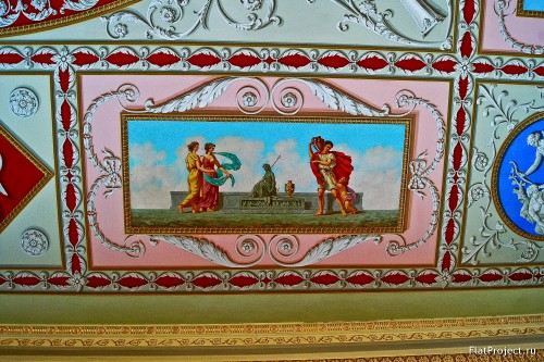 The Catherine Palace interiors – photo 69