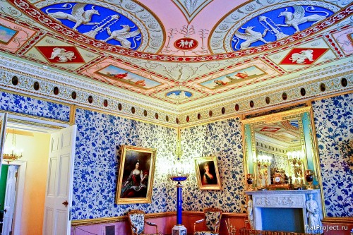 The Catherine Palace interiors – photo 71