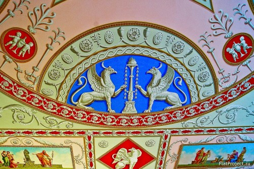 The Catherine Palace interiors – photo 67