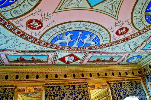 The Catherine Palace interiors – photo 65