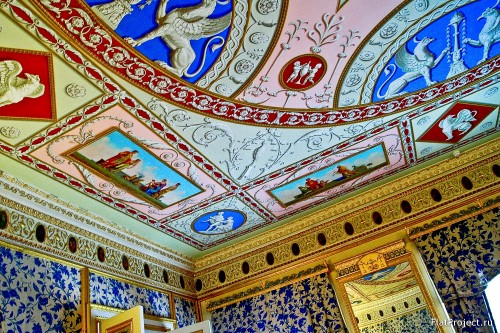 The Catherine Palace interiors – photo 75