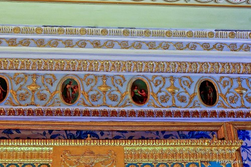 The Catherine Palace interiors – photo 73