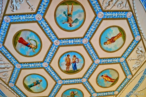 The Catherine Palace interiors – photo 56