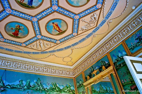 The Catherine Palace interiors – photo 53